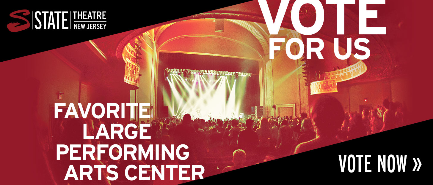 Vote for State Theatre New Jersey
