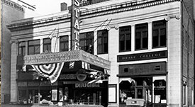 State Theatre New Jersey 1930s