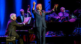 Tony Bennett at State Theatre New Jersey