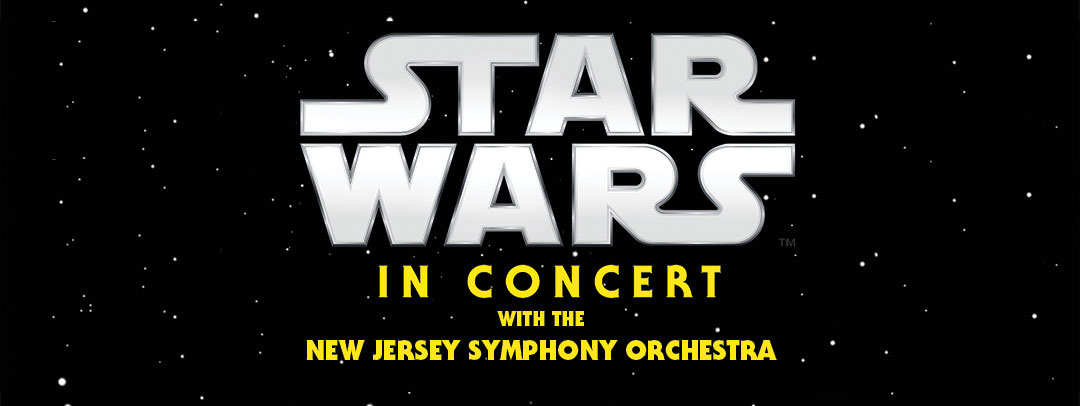 Star Wars in Concert with the NJSO