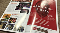 Print Advertising with State Theatre New Jersey