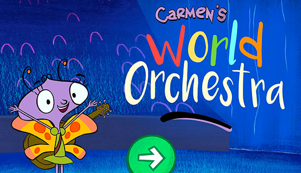 Carmen's World Orchestra
