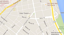 Directions & Parking for State Theatre New Jersey